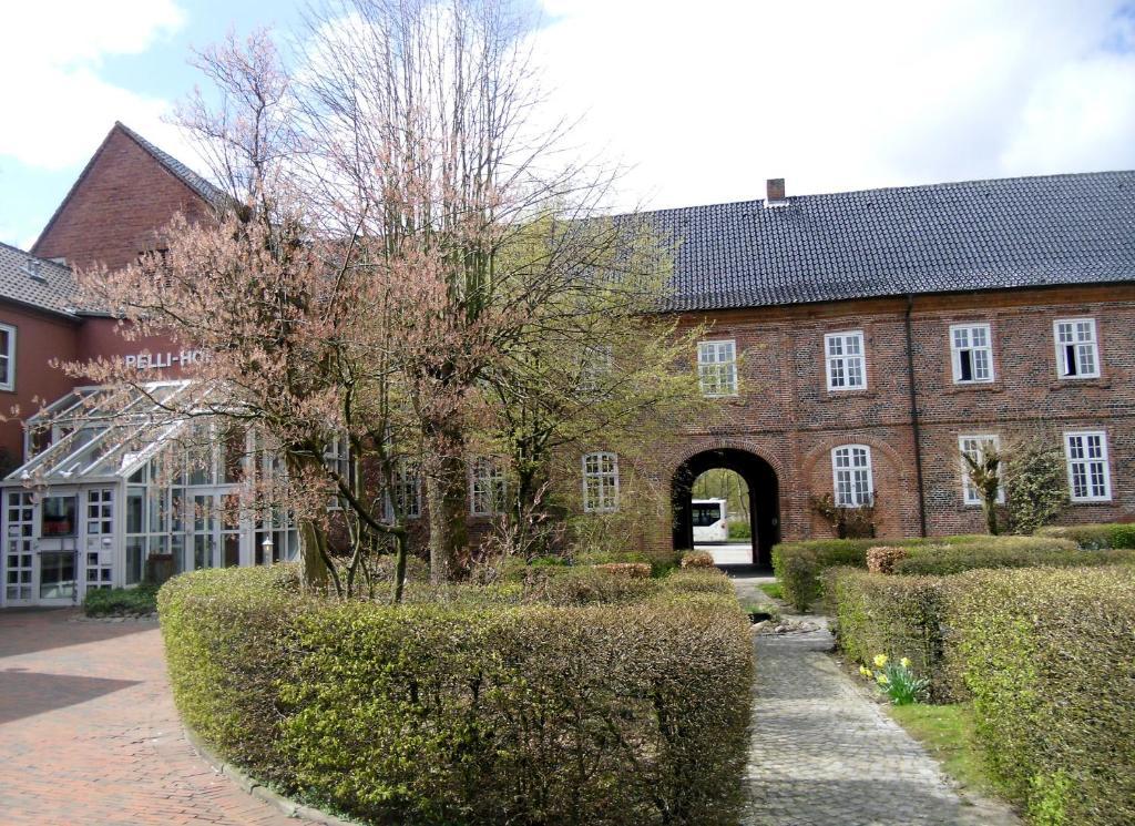 Hotel pelli hof rendsburg by tulip inn rendsburg for Hotel 1690 designhotel rendsburg