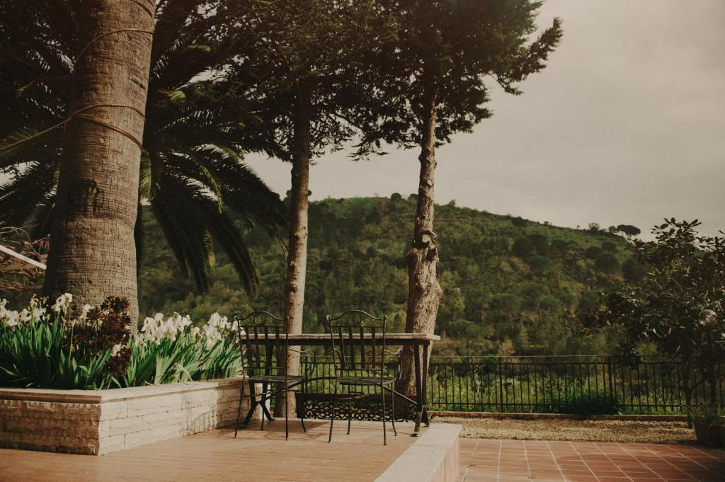 B b villa artemide r servation gratuite sur viamichelin for Villa du jardin singapore