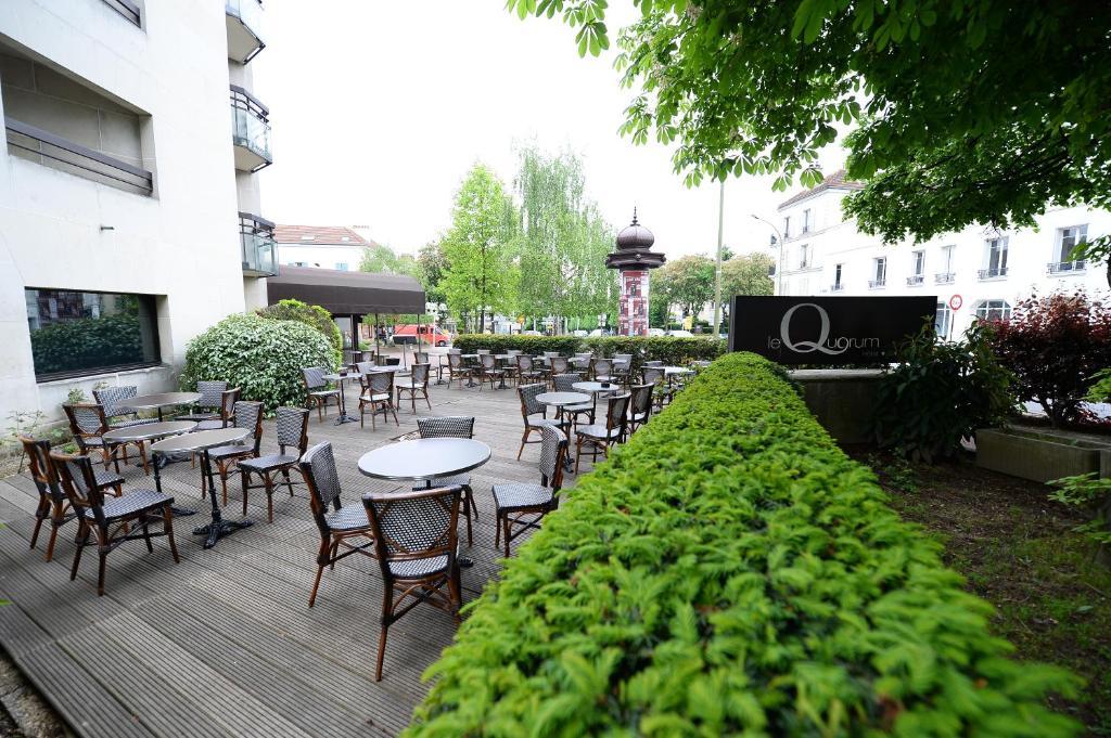 Restaurant Boulevard De La Republique Saint Cloud