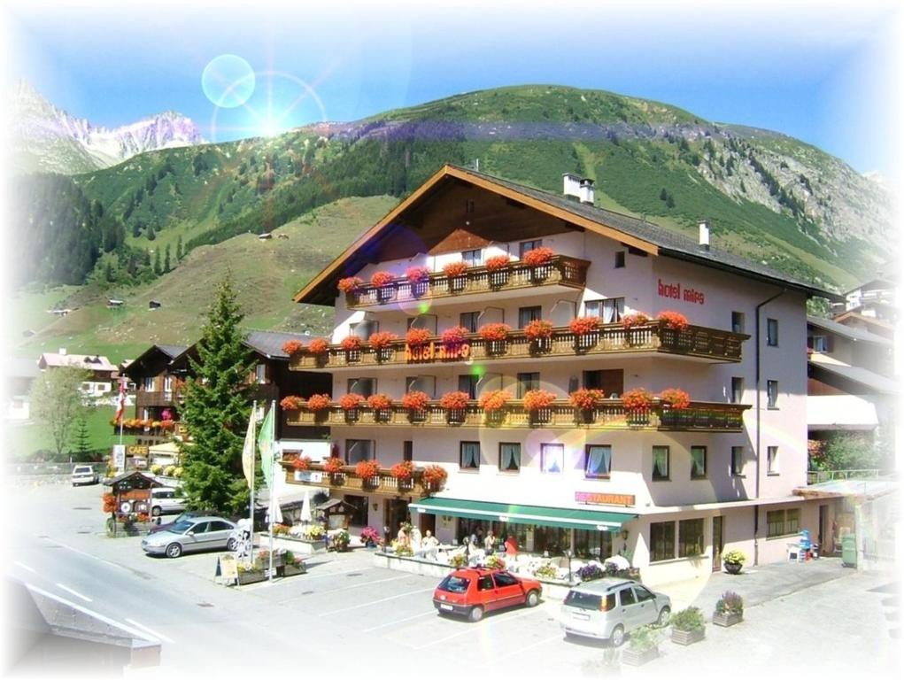 Hotel mira disentis informationen und buchungen online for Trendige hotels