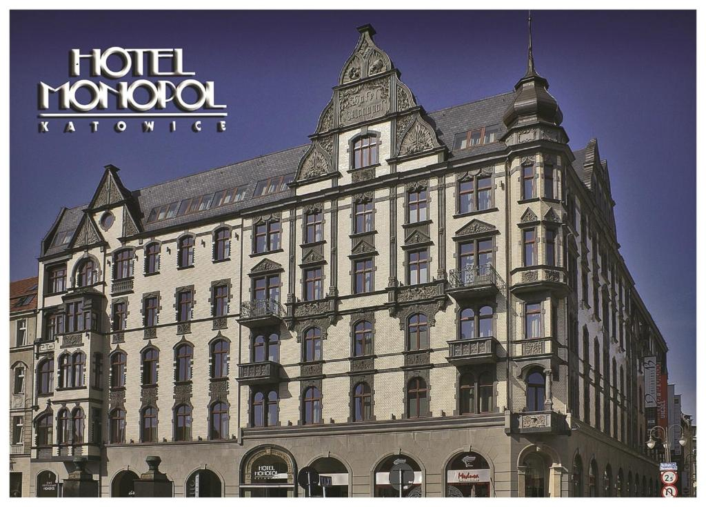 Hotel Monopol Katowice Book Your Hotel With Viamichelin