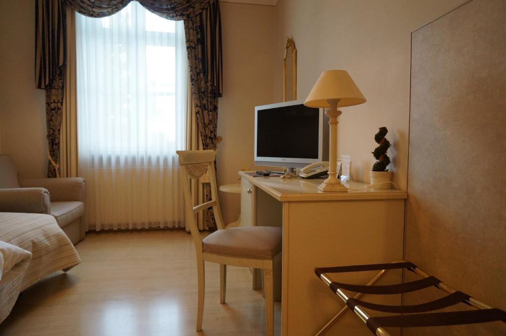 Hotel Burghof Hof