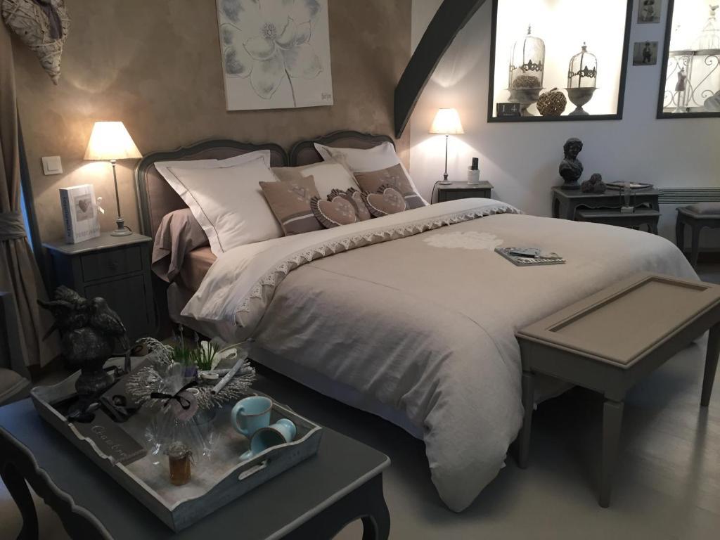 B b nuits campagnardes r servation gratuite sur viamichelin for Reservation nuit hotel