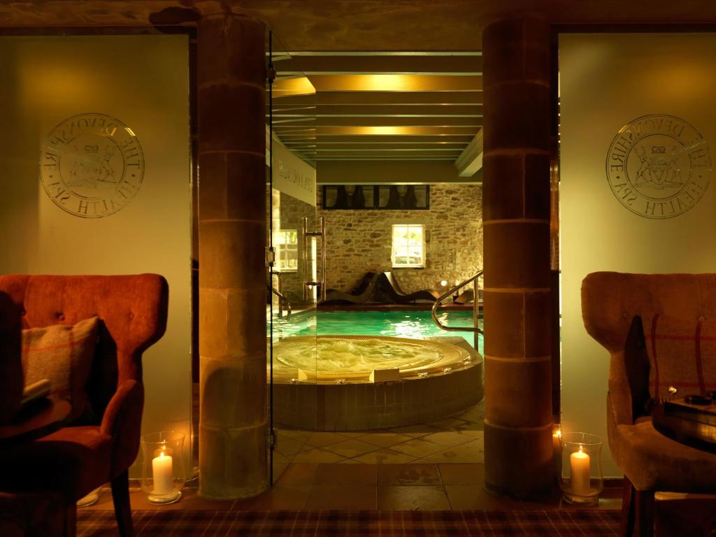The Devonshire Arms Hotel And Spa Skipton