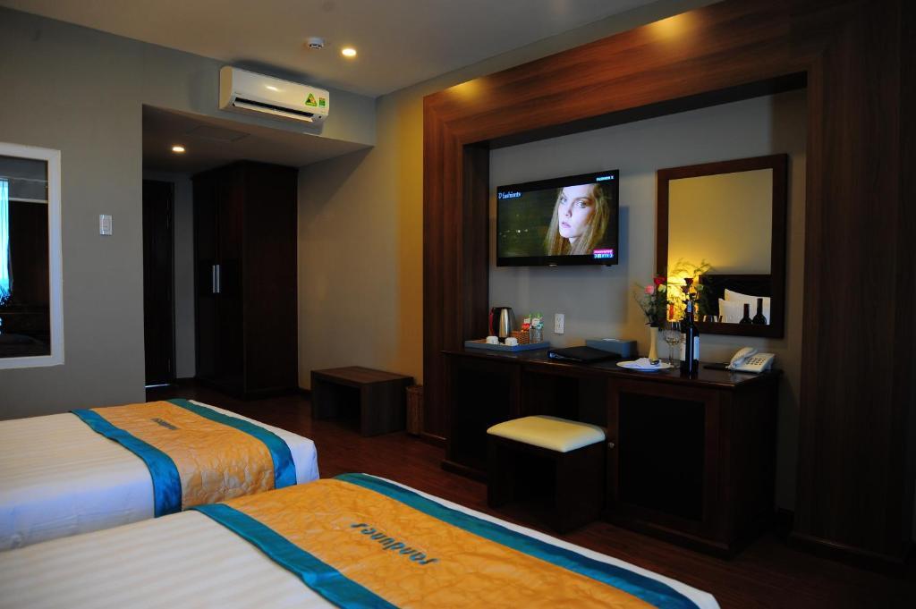 Sandunes Beach Resort & Spa - Mũi Né - Informationen und ...