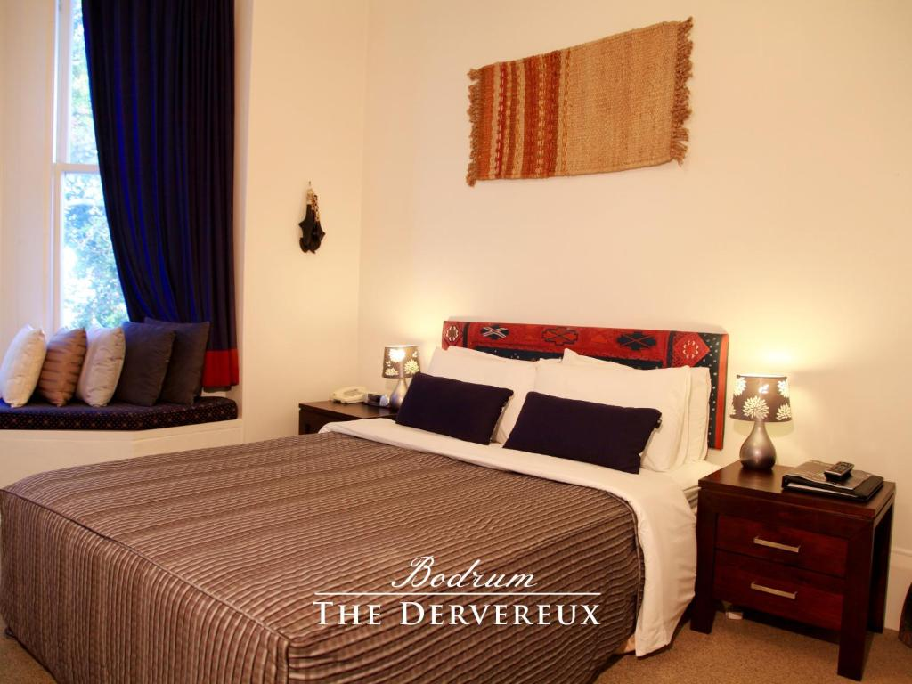 The devereux boutique hotel auckland informationen und for The devereux