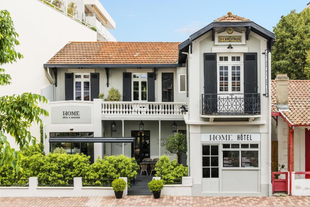 Hotel home arcachon for Apart hotel arcachon