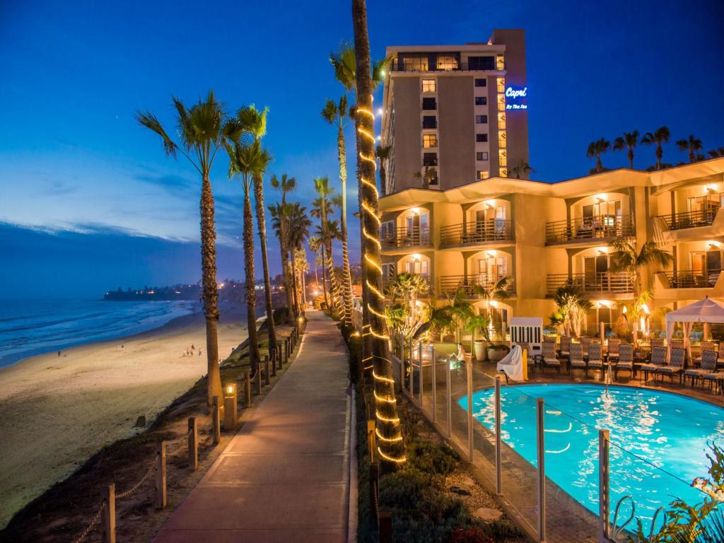 Beachfront Hotel Rooms In San Diego