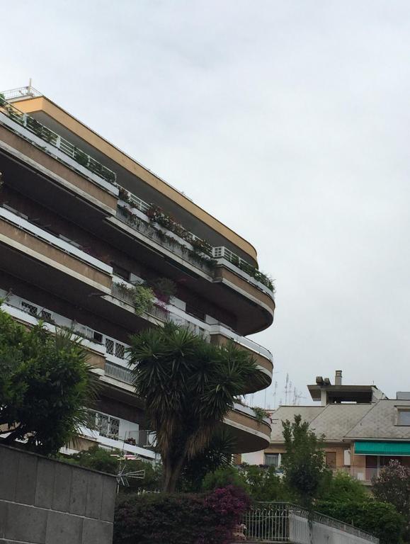 Vatican roof garden rome book your hotel with viamichelin - Hotel damaso roma ...