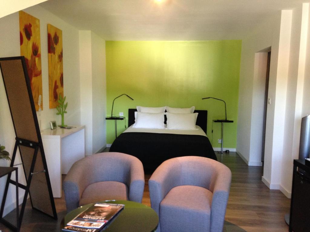 Les chambres lauryvan r servation gratuite sur viamichelin for Reservation chambre