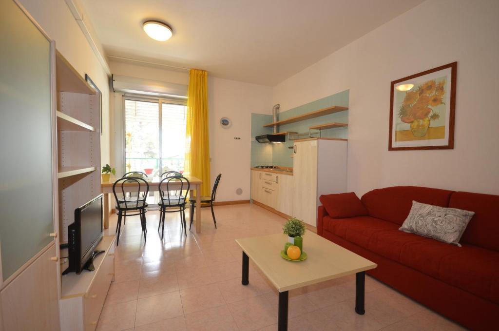 Appartamenti riviera beach italia lignano sabbiadoro for Appartamenti lignano