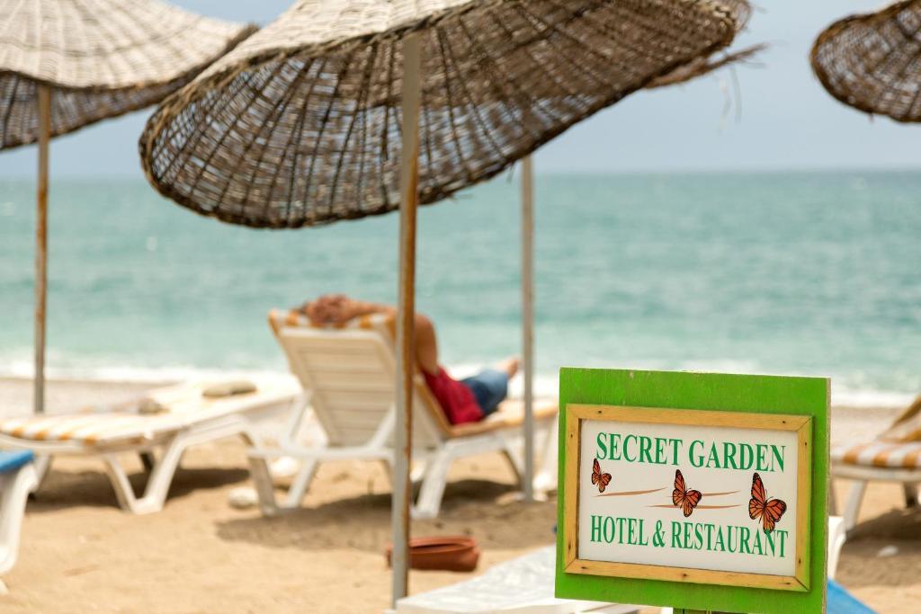 Secret garden hotel bungalows r servation gratuite sur for Secret hotel booking