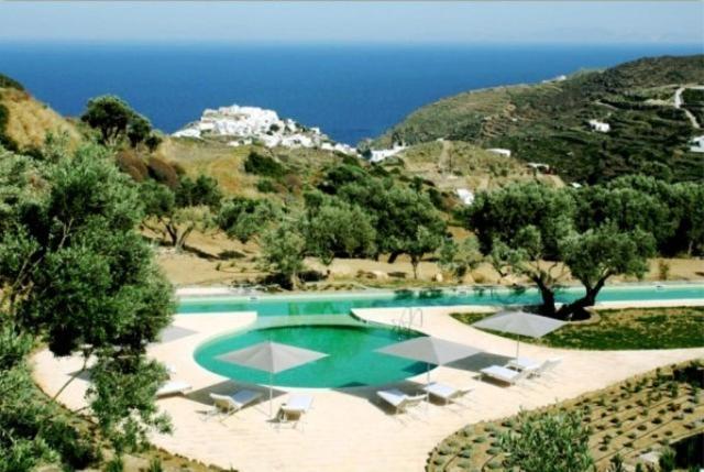 Kamaroti Suites Hotel, Hotel, Agioi Theodoroi Poulati, Sifnos, 84003, Greece