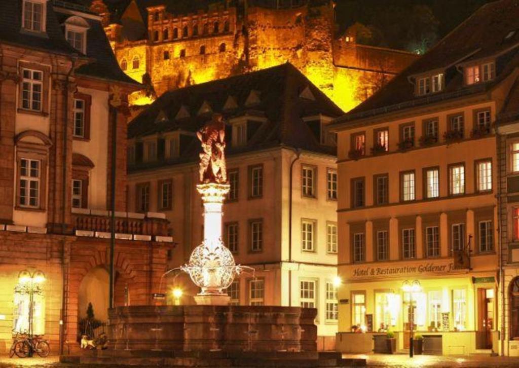 Hotels Nahe Marktplatz Heidelberg