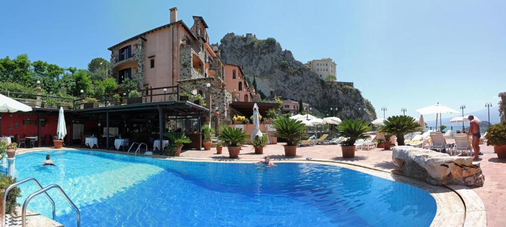 hotel villa sonia alberghi a castelmola taormina holidays oo