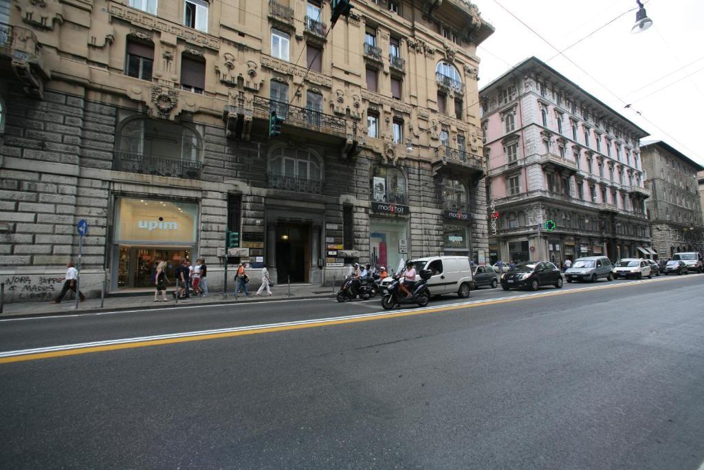 Hotel Genova Via Xx Settembre