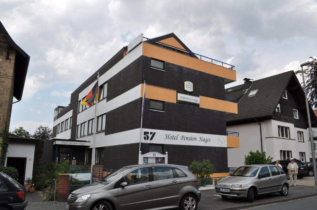 Hotel Pension Hages Bad Salzuflen Informationen Und