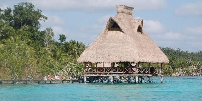 Villas eco rom nticas k uch ka anil locations de vacances for Villas bacalar