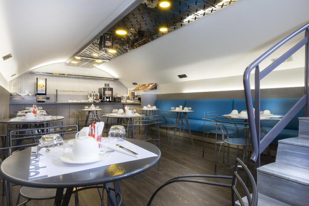 Libertel montmartre op ra paris online booking for Colazione parigi
