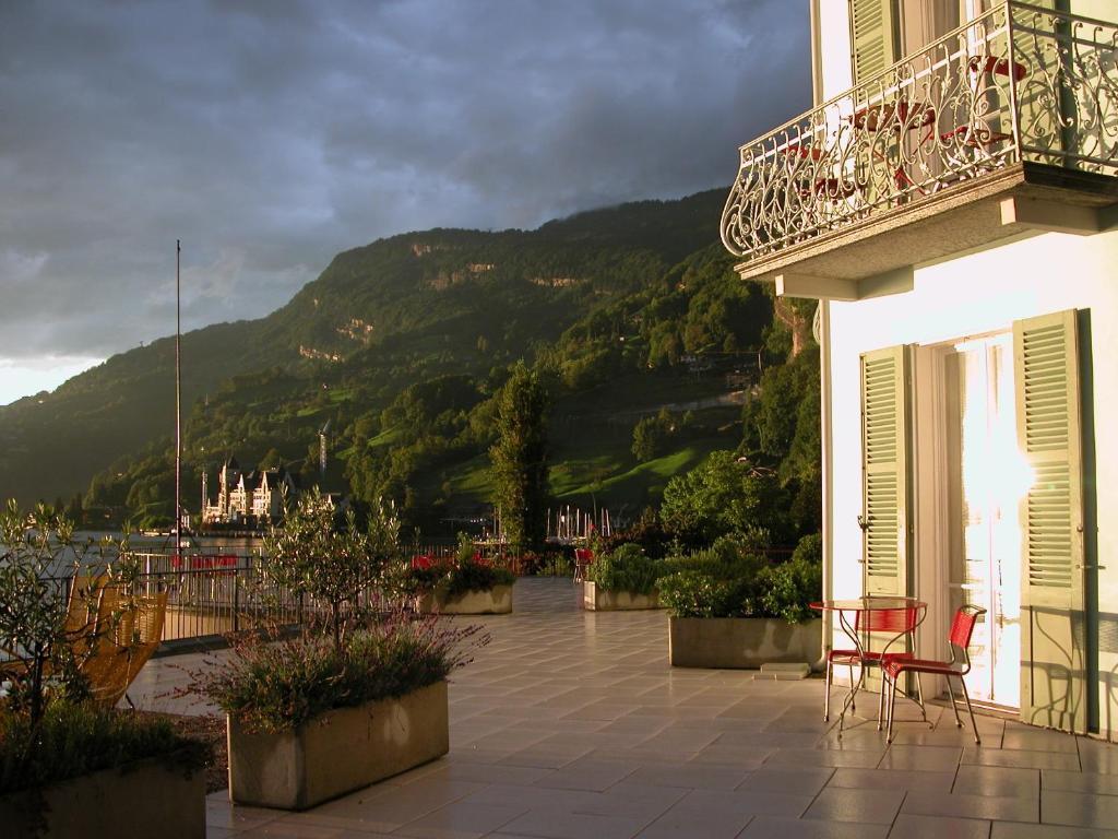 hotel terrasse am see gersau prenotazione on line viamichelin. Black Bedroom Furniture Sets. Home Design Ideas