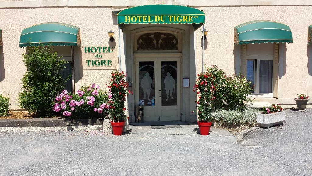 Citotel Hotel du Tigre , Verdún, Francia - 900 Comentarios ...