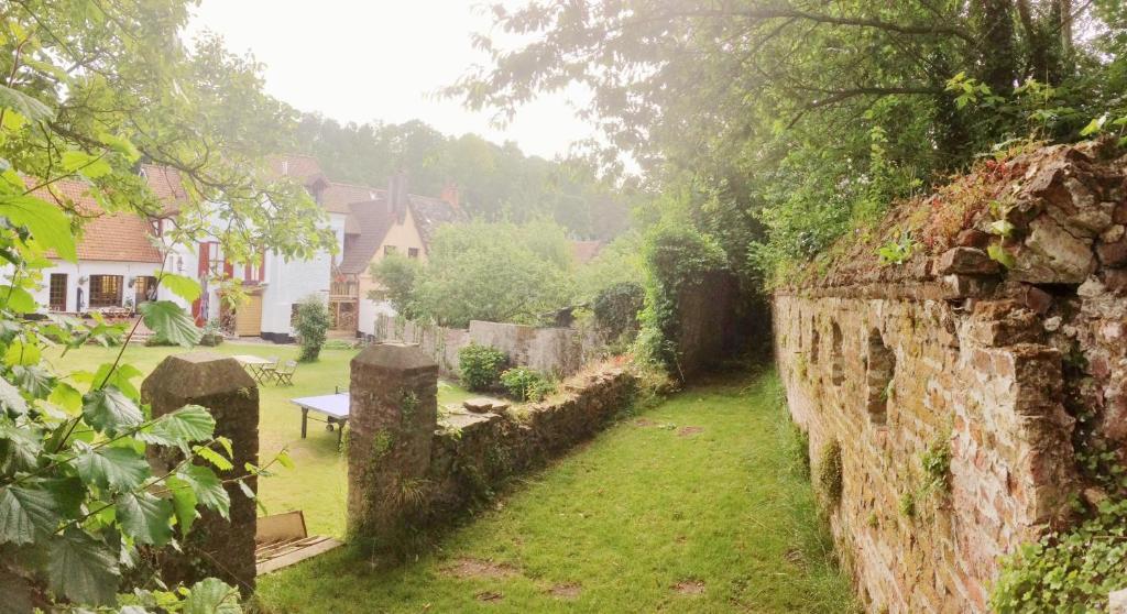 Restaurant Chateau Montreuil Sur Mer