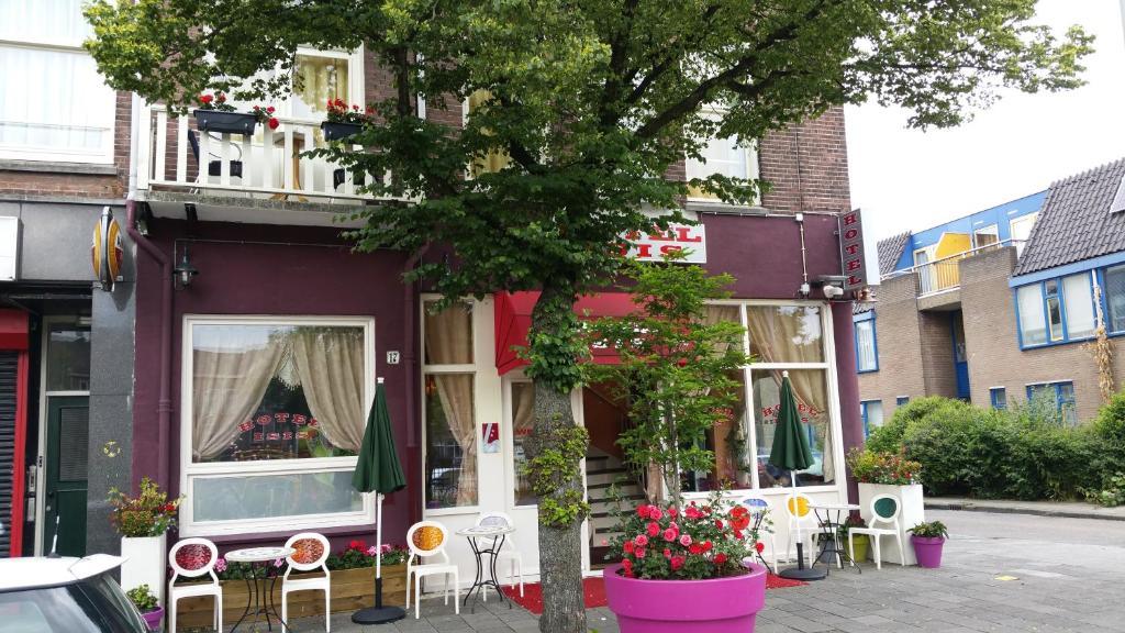 Hotel isis amsterdam prenotazione on line viamichelin for Hotel amsterdam stazione