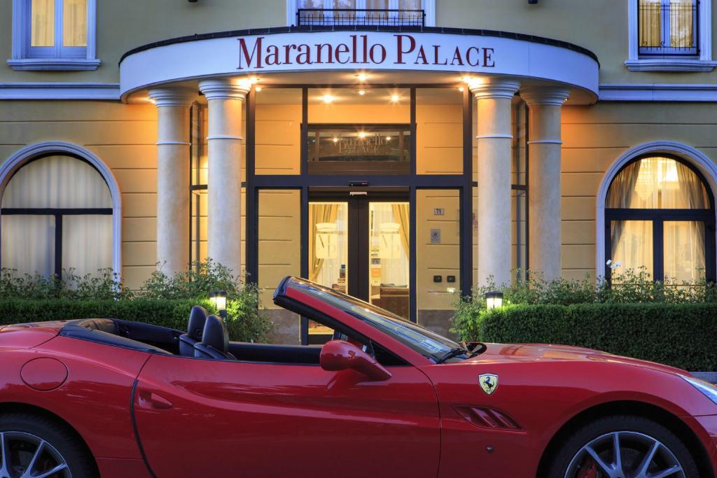 Hotels In Maranello Italy