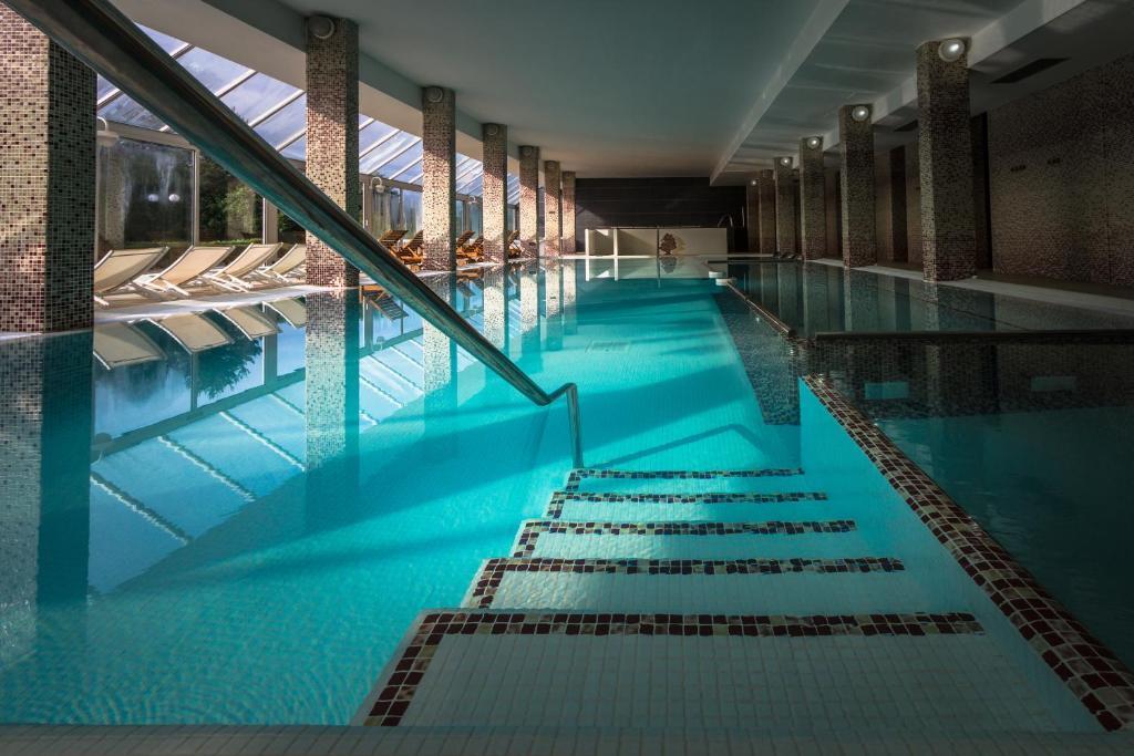 Hotel Les Dryades Spa