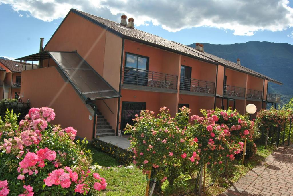 Residence oasi del viandante r servation gratuite sur for Hotel meuble oasi