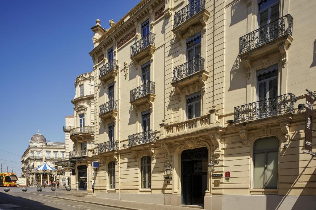 Grand h tel du midi ch teaux h tels collection for Hotels montpellier