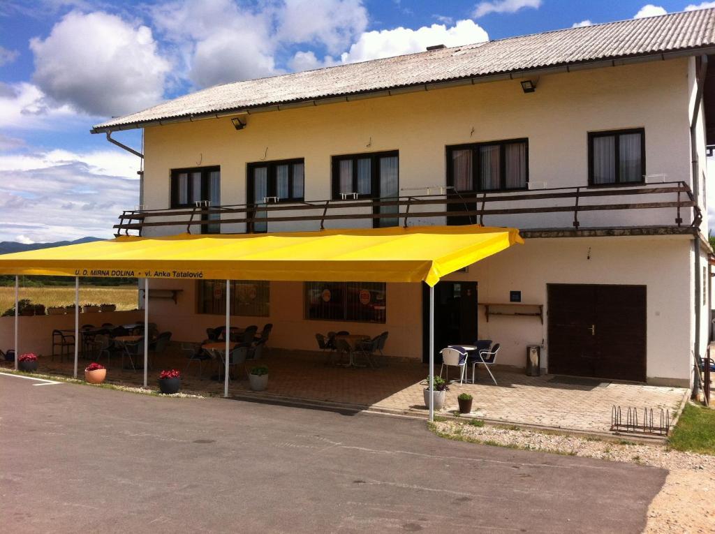 Hostel mirna dolina r servation gratuite sur viamichelin for Reserver hotel payer sur place