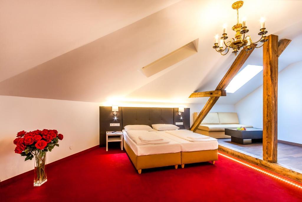 Boutique hotel donauwalzer wien viamichelin for Design und boutique hotels wien