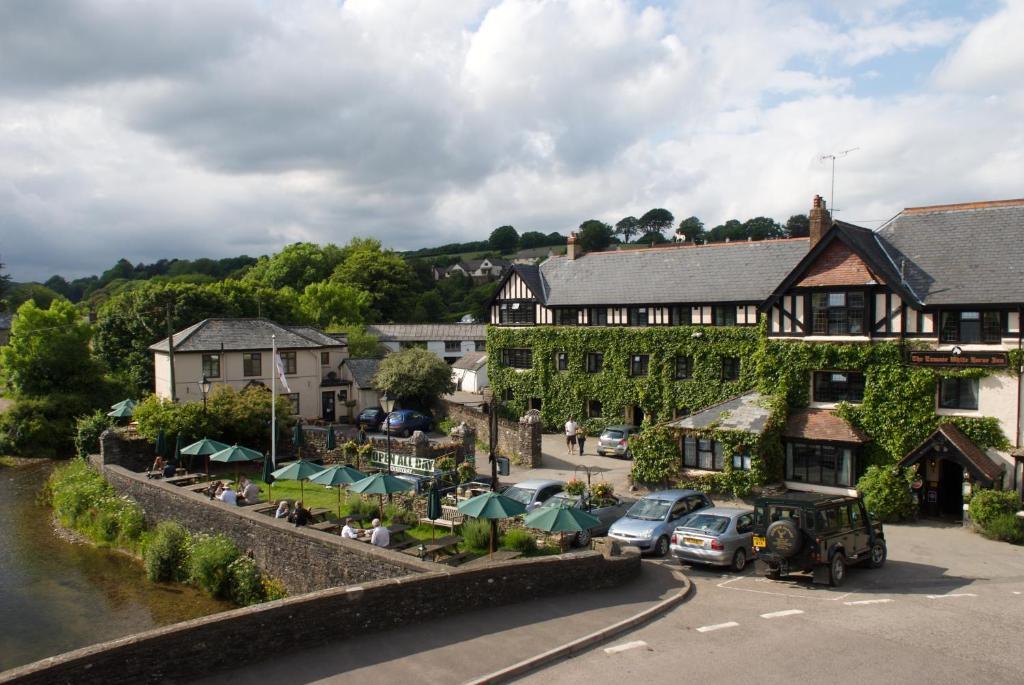 Exmoor White Horse Inn Hotel Exford