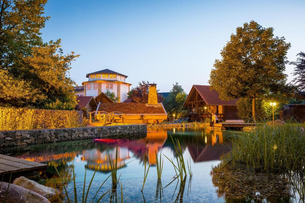 Baños Turcos Kingdom:Wellnesshotel Seeschlößchen – Ayurveda & Naturresort – Senftenberg