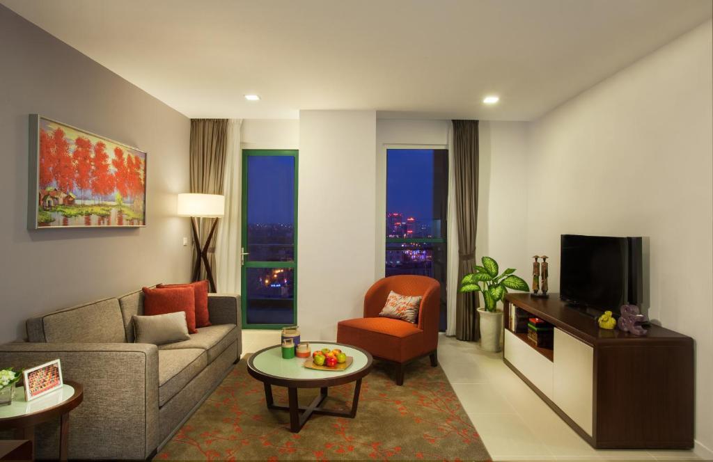 Căn hộ Deluxe 3 Phòng ngủ
