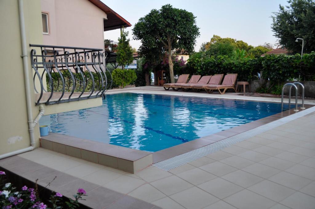 Dogan apart hotel r servation gratuite sur viamichelin for Appart hotel booking