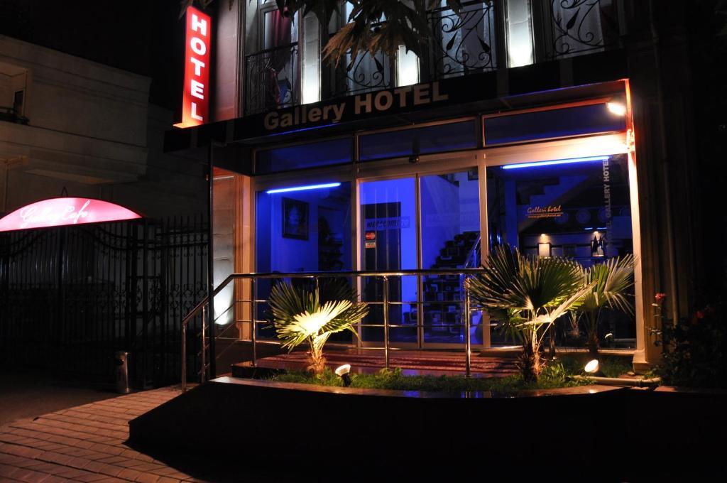 Gallery Hotel Baku - Serebrovskiy - Informationen und Buchungen online - ViaMichelin
