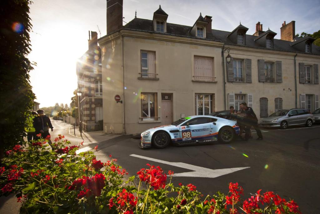 Logis Hotel De France - Ch U00e2teau-du-loir