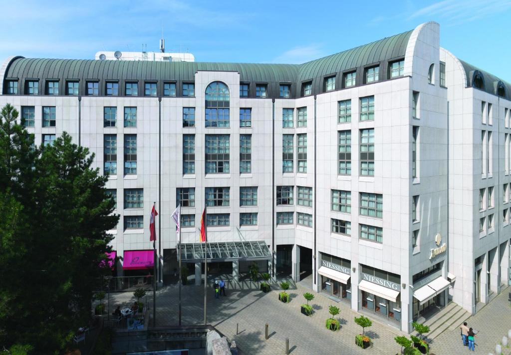 Hamburg marriott hotel hamburgo reserva tu hotel con for Stylische hotels hamburg