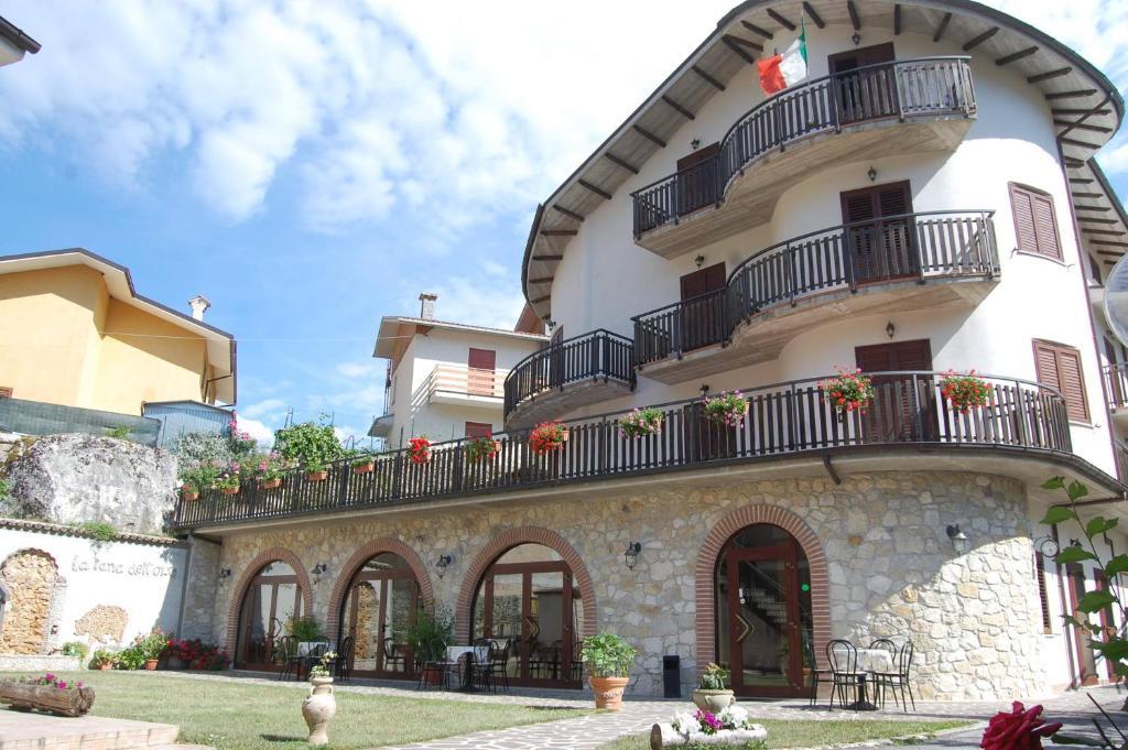Hotel A Villalago Italia
