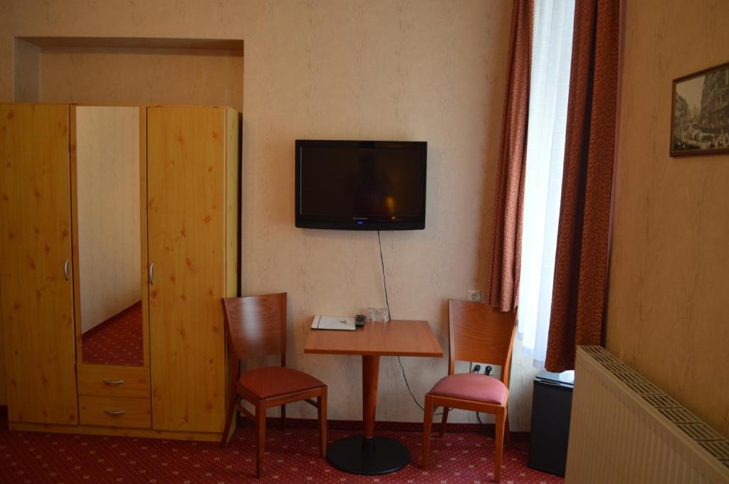 Pension walzerstadt wenen viamichelin informatie en for Design hotel 1070 wien