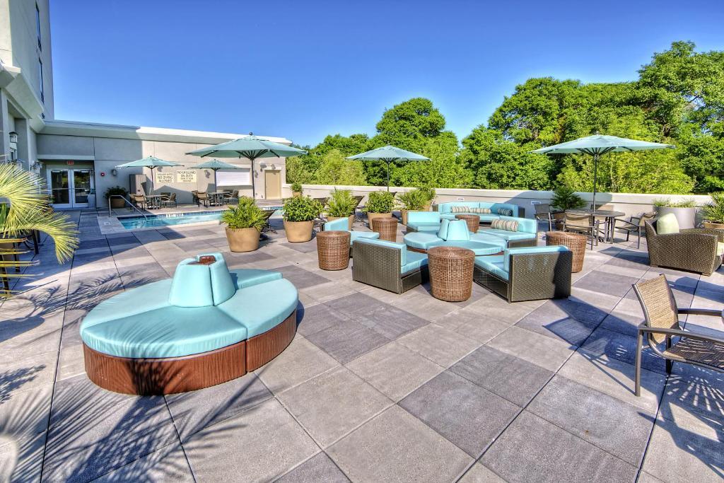 Hilton Garden Inn Mount Pleasant Sc Charleston Zarezerwuj Online Viamichelin