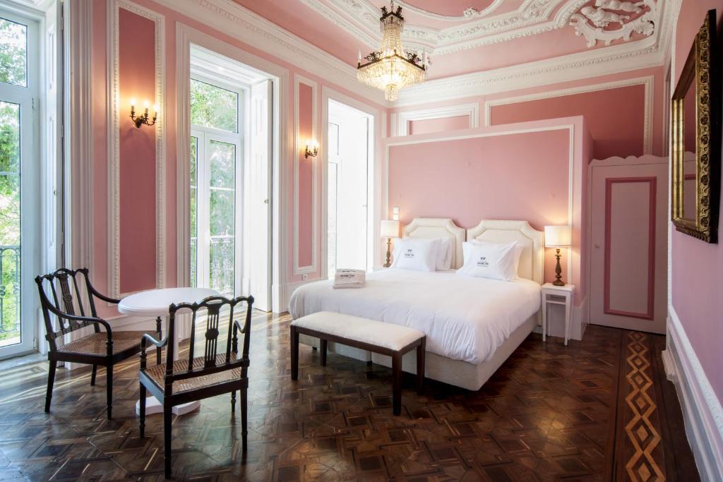casa do principe lissabon informationen und buchungen online viamichelin. Black Bedroom Furniture Sets. Home Design Ideas