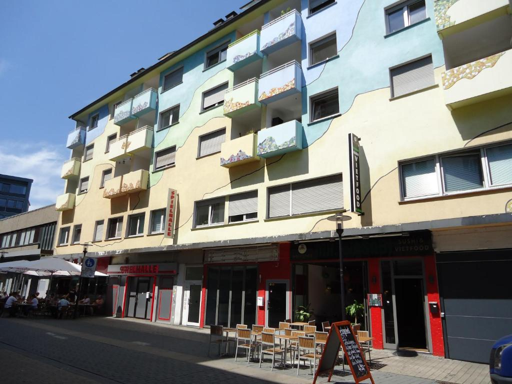 Big Apartments Dortmund Germany