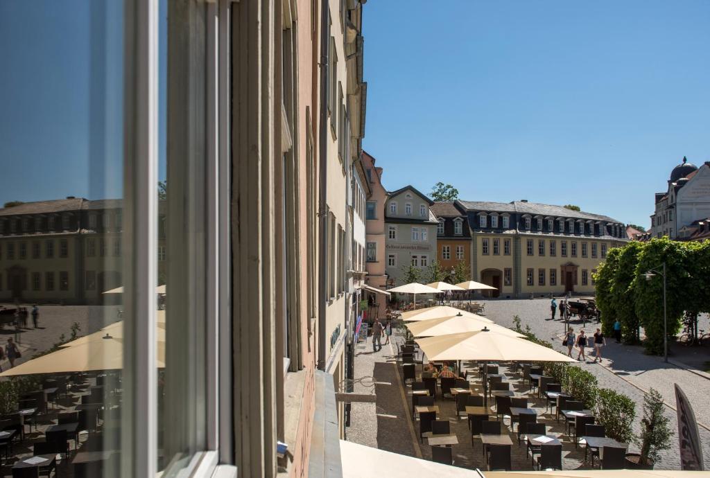 Weimar Hotel Pension Am Goethehaus
