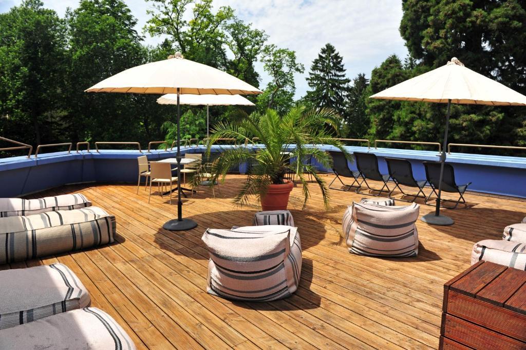 Fini resort badenweiler r servation gratuite sur viamichelin for Piscine badenweiler