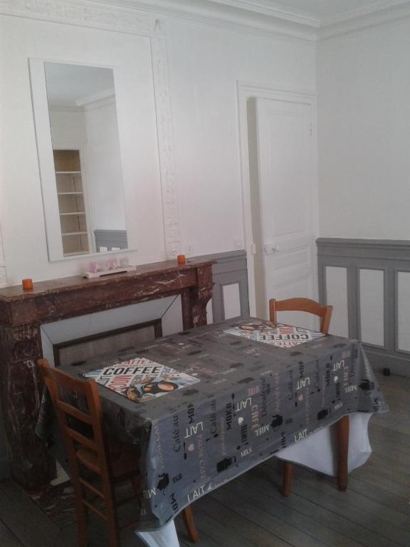 Appart troyes centre r servation gratuite sur viamichelin for Appart hotel troyes