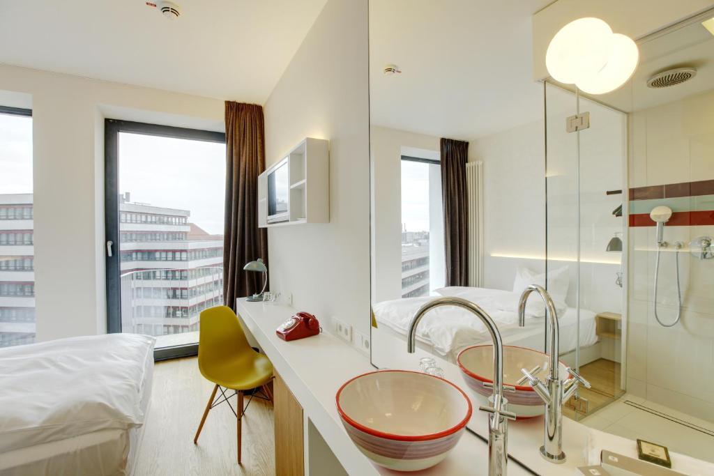 smartcity designhotel hannover informationen und buchungen online viamichelin. Black Bedroom Furniture Sets. Home Design Ideas