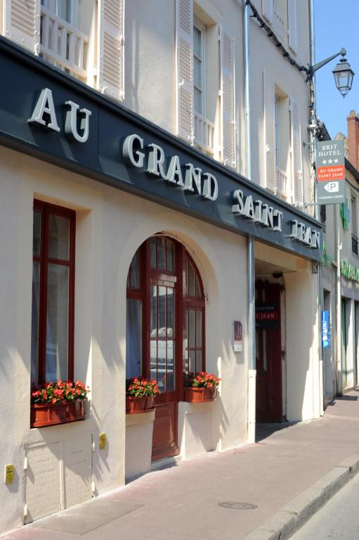 Au grand saint jean beaune book your hotel with for Hotels beaune